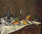 Paul Cézanne - Still Life with a Dessert.jpg