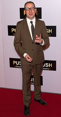 Paul McGuigan at the premiere of Push.jpg