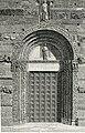 Pavia Porta principale della Basilica di San Michele Maggiore xilografia di Barberis.jpg