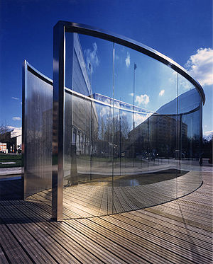 Dan Graham - Pavilion in Berlin, Germany