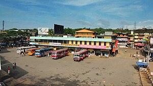 Pazhayangadi - Pazhayangadi Bus Station