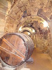 Peña El Chilindrón, Aranda de Duero, España, pic. 1027 Underground Wine Cave, Bodega de Vino Photography by David Adam Kess.jpg