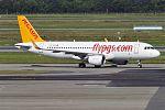 Pegasus, TC-DCG, Airbus A320-214 (28429309776).jpg