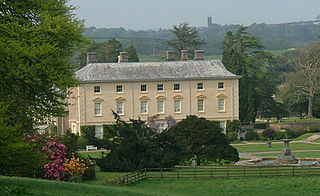 Pencarrow English country house