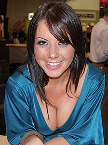 Penny Flame at AVN Adult Entertainment Expo 2008.jpg