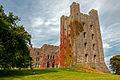 Penrhyn Castle - Exterior 1 (10357695294).jpg