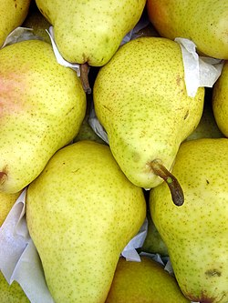 kcal i päron