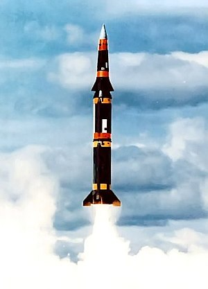 Able Archer 83 - The US Pershing II missile