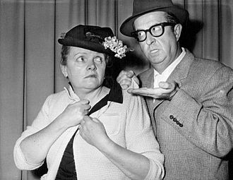 Pert Kelton - Kelton performing with Phil Silvers in a 1963 CBS comedy special