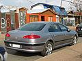 Peugeot 607 3.0 Ebene 2004 (14516575906).jpg