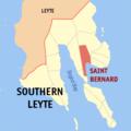 Ph locator southern leyte saint bernard.png