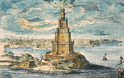 Pharos Alexandria (Fischer von Erlach)