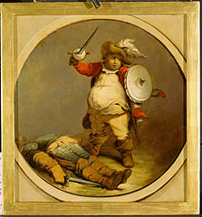 Falstaff with the Body of Hotspur