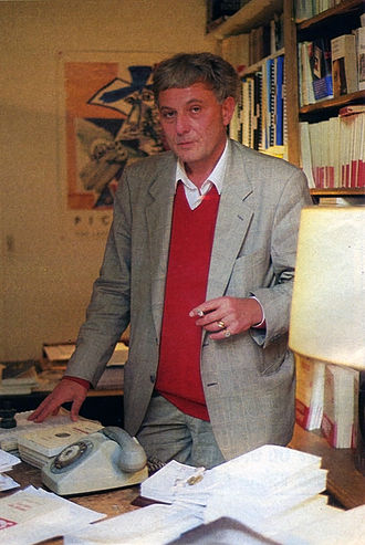 Philippe Sollers - Philippe Sollers 1992