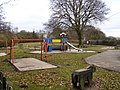 Philips Park, play area - geograph.org.uk - 1738829.jpg