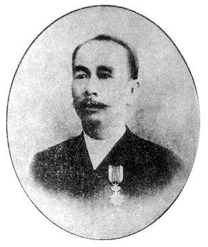 Lie Kim Hok - Lie's former schoolmate Phoa Keng Hek, one of the Tiong Hoa Hwe Koan's founders