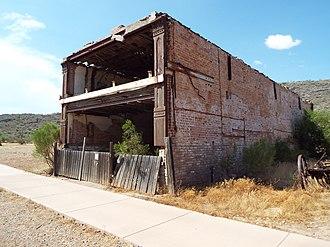 Holsum Bread - Image: Phoenix Pioneer Living History Museum Phoenix Bakery 1881 1