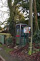 Phone box, Stow Bardolph - geograph.org.uk - 1244811.jpg