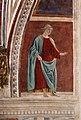 Piero della francesca, cappella bacci, 1452-69 circa, profeta ezechiele.jpg