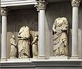 Piero di giovanni tedesco, san vittore tra due angeli, 1394-96 e s. stefano di andrea pisano (1340-43.JPG
