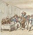Pierre Goetsbloets, vol. 3, Noenmael in xxx à la mode Carmagnole - Het minderbroeders kloosters tot Brussel in militaire Executie gesteld.jpg