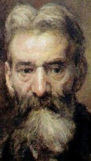 Pierre-Joseph Ravel - Pierre-Joseph Ravel by Marcellin Desboutin in 1896