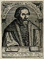Pietro Andrea Mattioli. Line engraving by T. de Bry, 1650, a Wellcome V0003912.jpg
