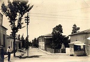 Petah Tikva - Petah Tikva in the 1920s