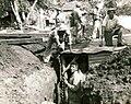 PikiWiki Israel 309 Kibutz Gan-Shmuel sk4- 38 גן-שמואל-בניית מקלט 1942.jpg