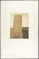 Pilier du Sanctuaire de granit du Palais de Karnac (Bas-relief représentant Thotmès III et la Déesse Athor) MET DP131878.jpg