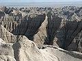 Pinnacles Overlook, Badlands National Park - panoramio.jpg