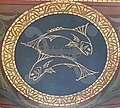 Pisces Astrological Sign at the Wisconsin State Capitol.jpg