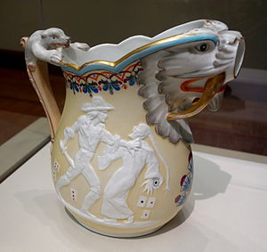 "The Heathen Chinee - ""Heathen Chinee"" pitcher"
