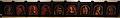 Pittore cremonese, tavolette da soffitto, 1500 ca. 01 da un palazzo vimercati a cremona 01.JPG