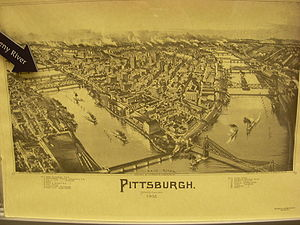 Pittsburgh in 1902