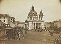 Plac Trzech Krzyży w Warszawie ok. 1895.jpg