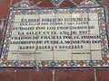 Placa conmemorativa del lasallismo en Puebla.JPG