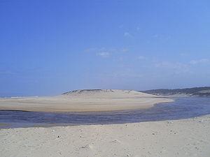 Moliets-et-Maa - The beach at Moliets-et-Mâa