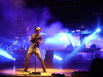 Planet Funk - Planet Funk live in Naples, 2012