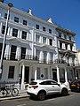 Plaque to Millais, Hoppe, Bacon et al - 7 Cromwell Place Kensington London SW7 2JN.jpg