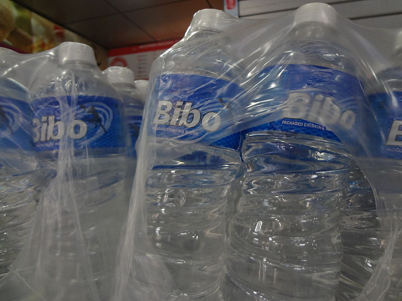 File:Plastic bottles.JPG