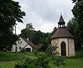 Platoř (okr. Klatovy), kaple od severu.JPG