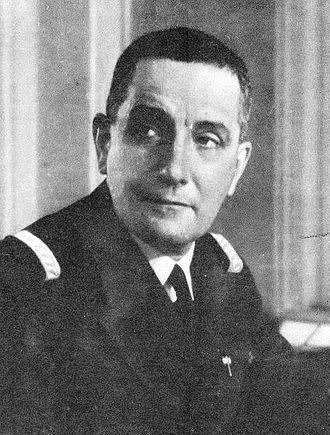 Charles Platon - Platon in 1942