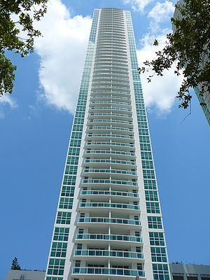 Plaza on Brickell - The Plaza on Brickell Tower I