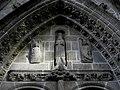Plonévez-du-Faou (29) Chapelle Saint-Herbot Façade ouest 04.JPG