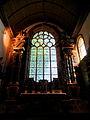Plouzévédé (29) N.D. de Berven Maître-autel 02.JPG