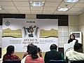 Poet Panchatapa in Literary Festival and Little Magazine Fair 02.jpg