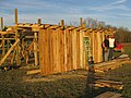Pole barn under construction - 01.jpg