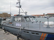 Photo of Category B, Motor Launch(ML)Police Boat, SAB-12 Class, Karpasia, Pennant PL-14