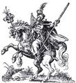 Polish hussar first half of XVI century.PNG